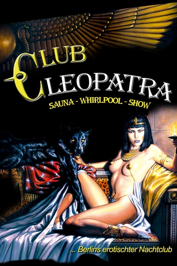 Club Cleopatra Berlin Flyer im Erotikguide Berlin by Correct Conception GmbH