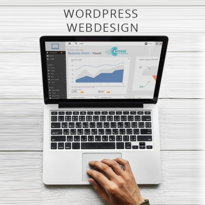 Wordpress-Correct-Conception-Werbebanner-Link